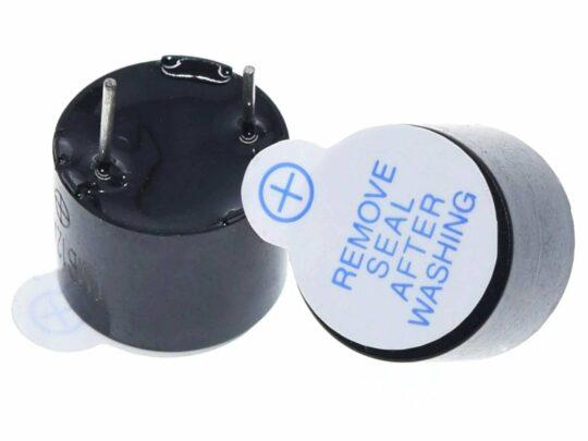 Buzzer Active 12mm 3.5-5.5V