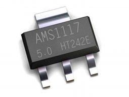Voltage Regulator AMS1117-ADJ