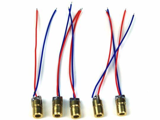 Laser Diode 5mW 650nm