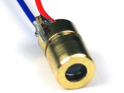 Laser Diode 5mW 650nm