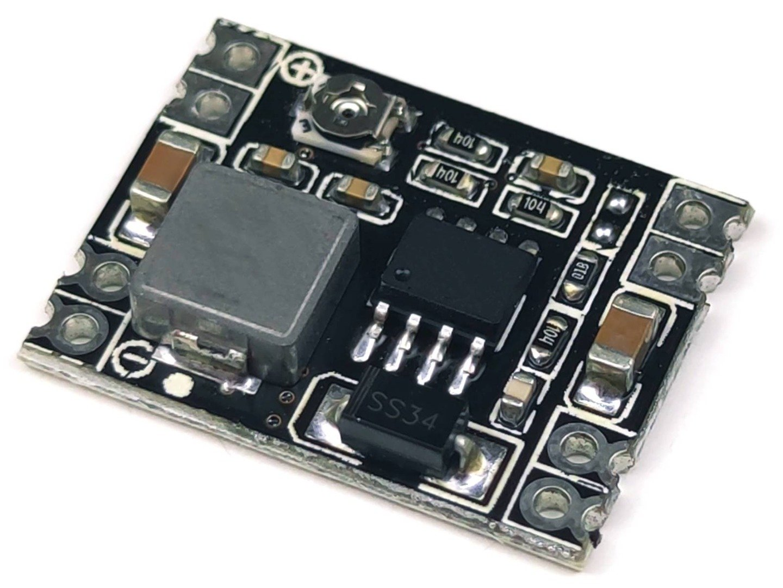 DC-DC Mini Converter Adjustable Output 2-20V 3A 10W