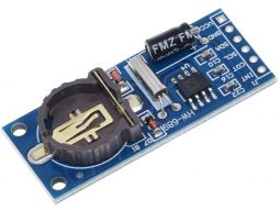 PCF8563 Precision RTC Real Time Clock with Calendar CR1220 Battery Socket