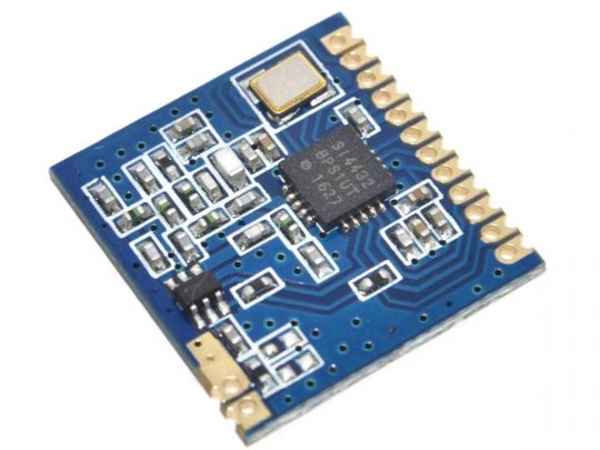 SI4432 Long Range Data Modem 1000m 240-930MHz – max. 15km