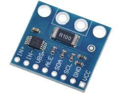 INA226  High Precision 0.1% Current Monitor 0-36V max. 3.2A – I2C Interface