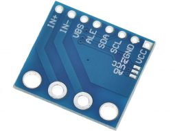 INA226  High Precision 0.1% Current Monitor 0-36V max. 3.2A – I2C
