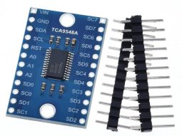 TCA9548A I2C Multiplexer – Switch with 8 Channels – 1.65 to 5.5V