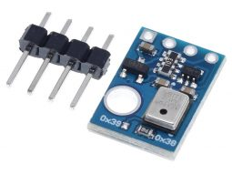 AHT10 High Precision Temperature Humidity Sensor – I2C Interface