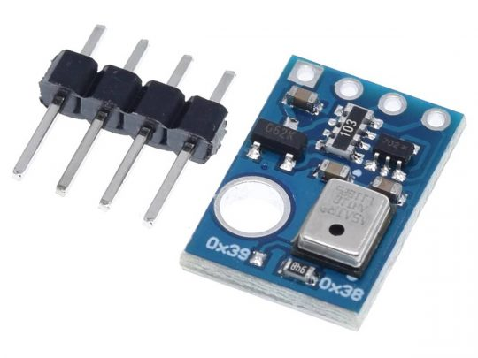 AHT10 High Precision Temperature Humidity Sensor – I2C Interface