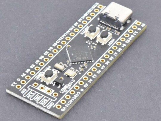 STM32 Pro 'Black Pill' STM32F411CEU6 with 128M Flash – Assembled