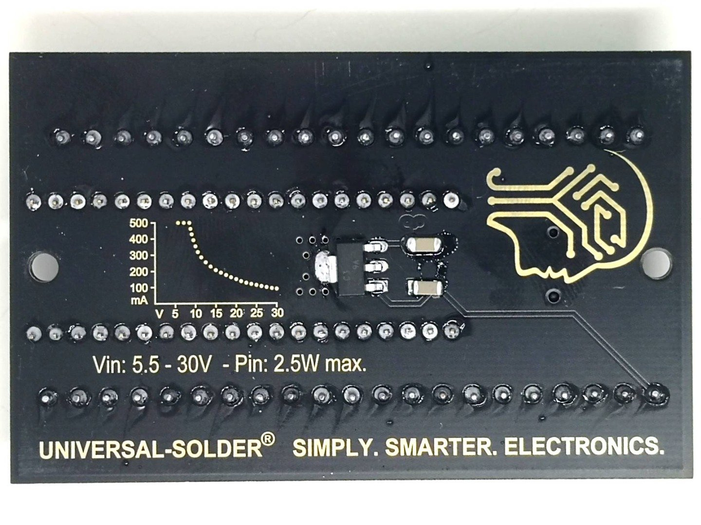 STM32 DIY Screw Terminal Adapter for Blue Pill and Black Pill Modules