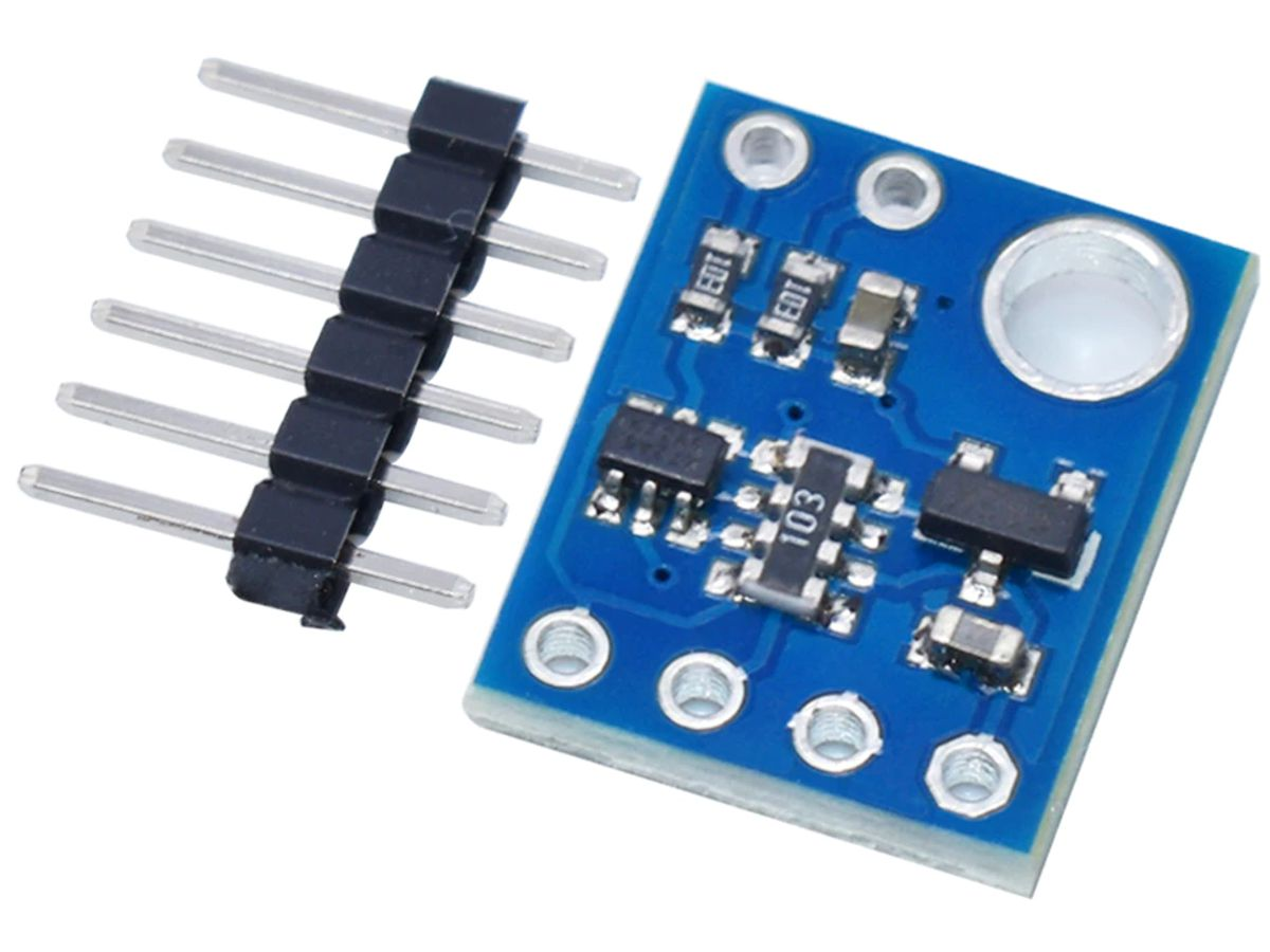 VL53L0X Time-Of-Flight Ranging and Gesture Sensor with I2C Interface