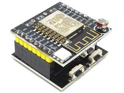 CANADUINO Witty Cloud ESP8266 WiFi Module with USB Adapter