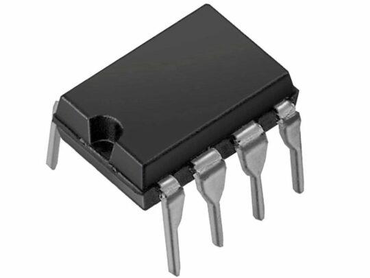 TL082 J-FET Operational Amplifier DIP-8