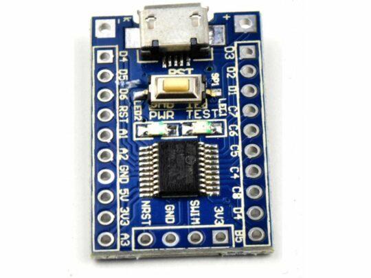 2 pcs. STM8 STM8S103F3P6 16MHz USB Development Board