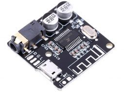 Bluetooth 5.0 Audio Receiver Module for Headphones or DIY Speaker