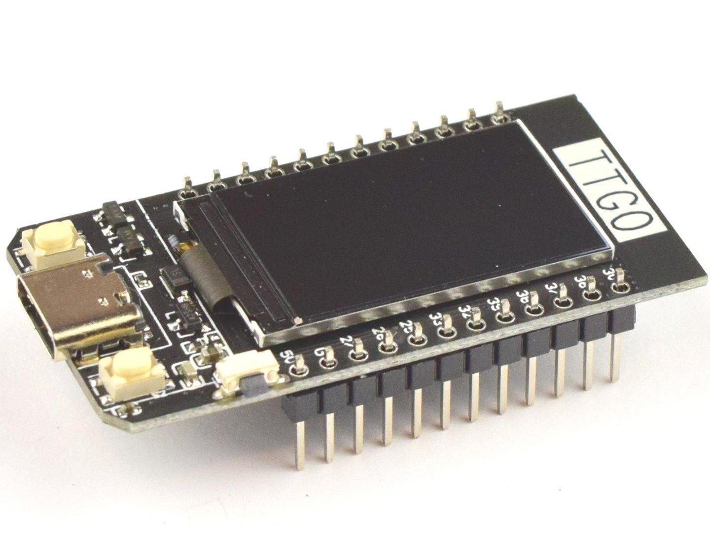 TTGO T-Display ESP32 Wi-Fi Bluetooth with TFT Display