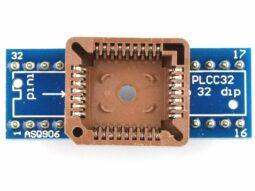 Socket Adapter PLCC32 SMD to DIP-32