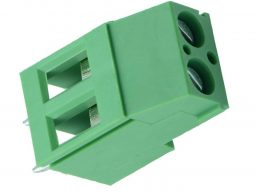 Terminal Block 5.00-2P Rising Cage Clamp