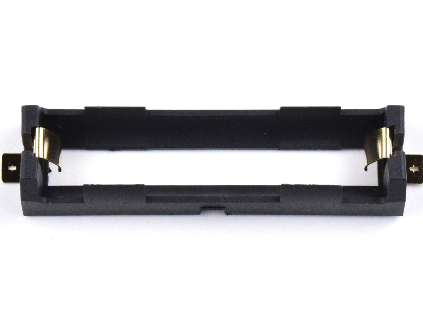 Lithium Battery Holder for 18650 Cell SMD PCB Surface-Mount
