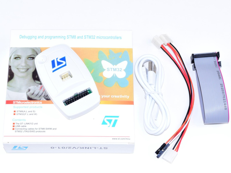 ST-LINK V2 Original Programmer and Debugger for STM8 STM32