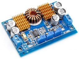 CANADUINO Buck-Boost Automatic Step-Down Step-Up DC-DC Converter 1-30V 10A