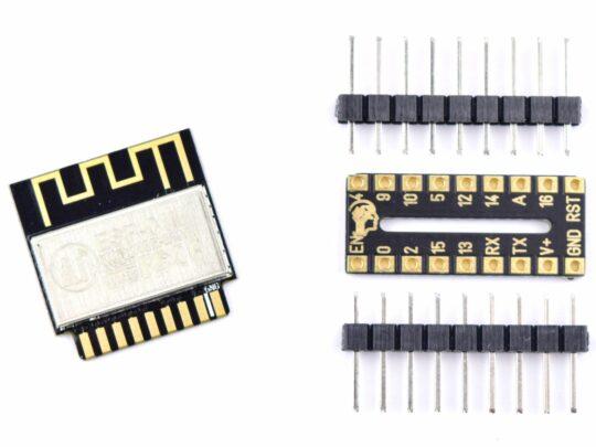 ai-thinker esp-01m breadboard module with dip adapter