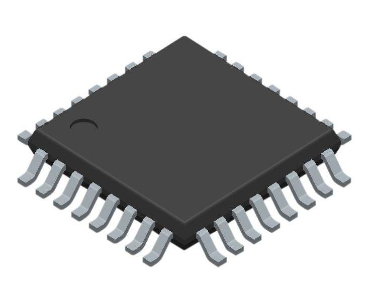 Microchip Tech Atmel ATMEGA168PA-AU TQFP-32