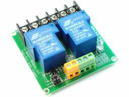 2 Relay 30A module 5V