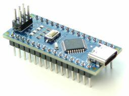 Arduino Nano V3.0 compatible - Atmega328P - CH340 USB with USB-C port