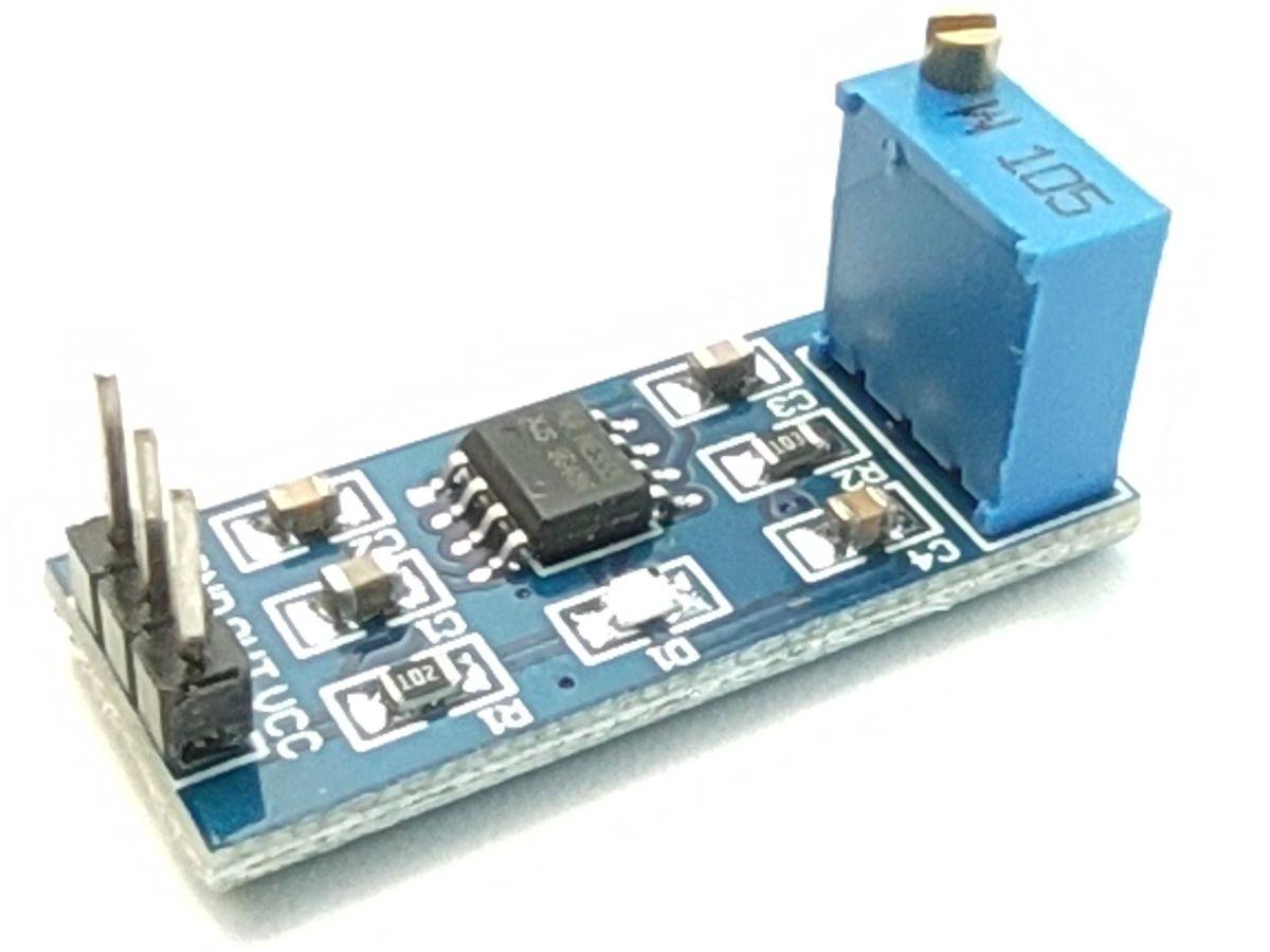 NE555 pulse generator module